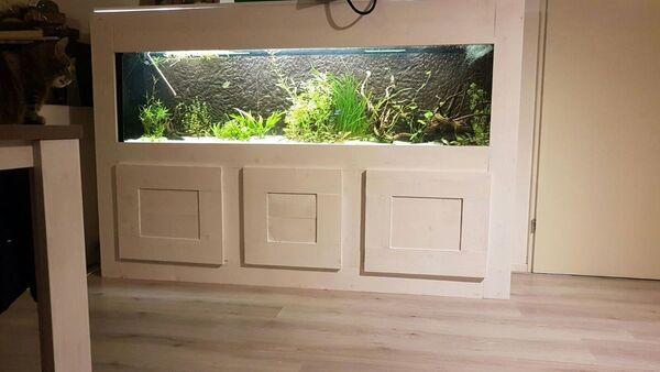 Zelf Garderobekast Bouwen.Aquarium Kast Bouwen Het Grootste Nederlandstalig Aquaforum