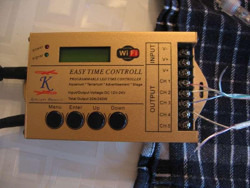 Review: LED easy light control van Kitelight.nl   Pagina 4  