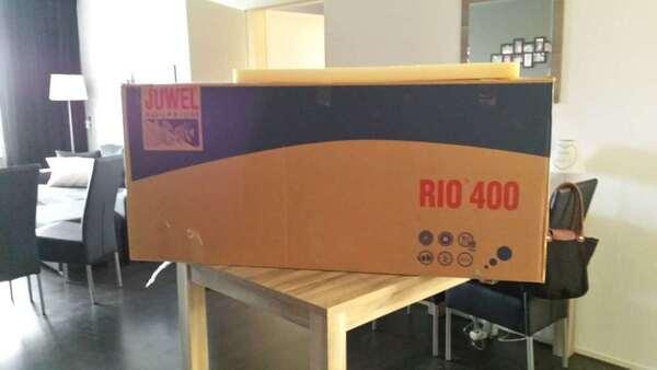 Markk Zijn Rio 400 Gezelschapsbak Het Nederlandstalig